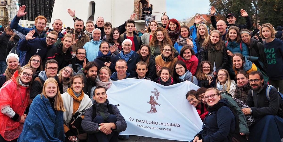 Jaunimo susitikime su Popiežiumi, Vilniuje